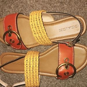 🆕 Inventory Coach Sandals